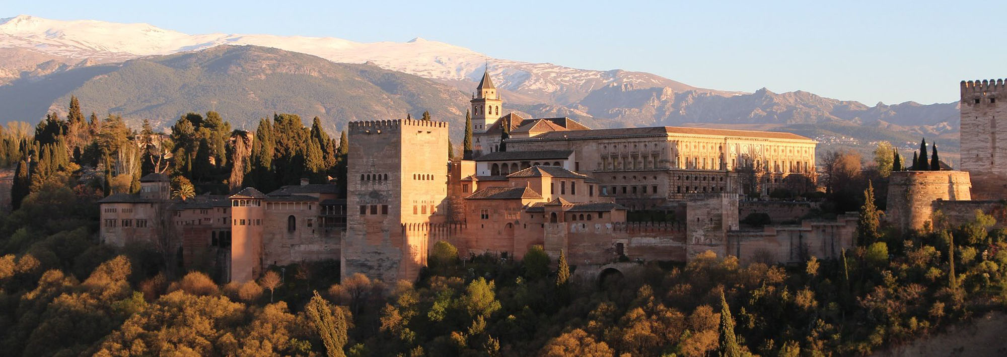 Tales of Andalucia