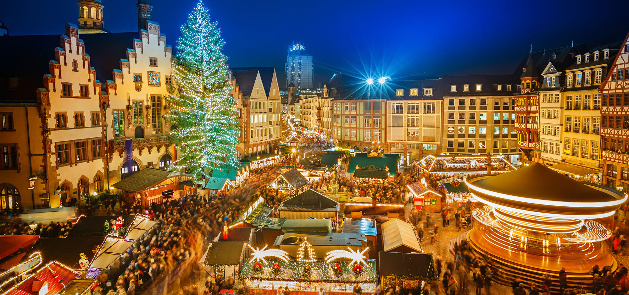 Castles and Christmas Carols